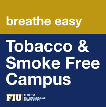 Link to FIU Tabacco Free Campus